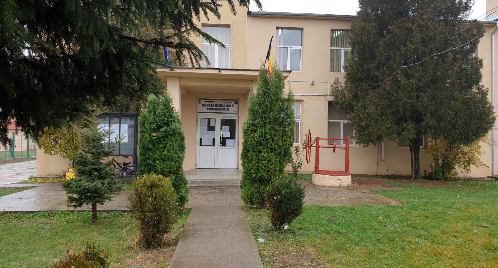 Școala Gimnazială Măgureni
